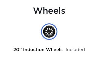 Induction wheels