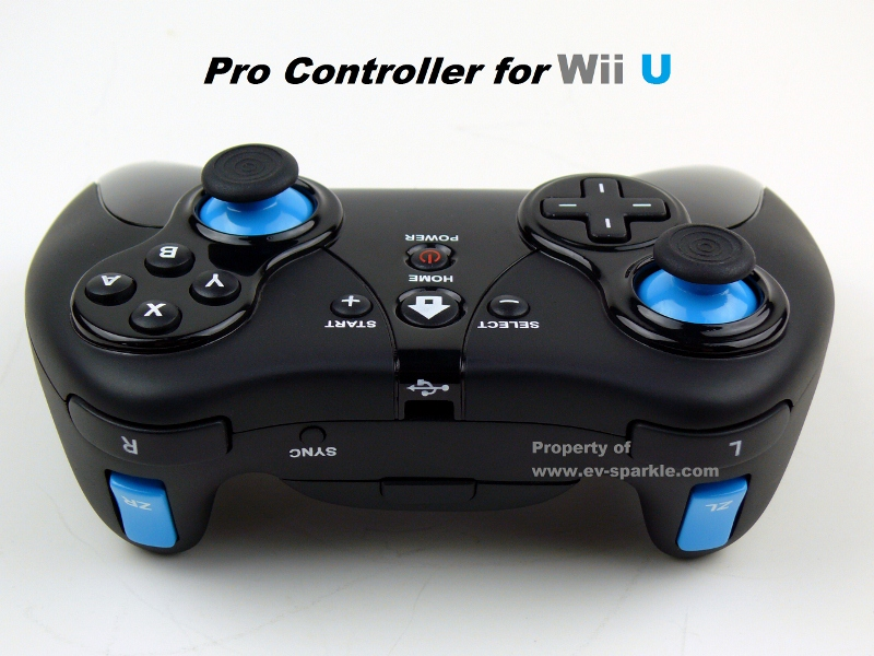 Pro Controller For Wii U 3rd Party Pro Controller For