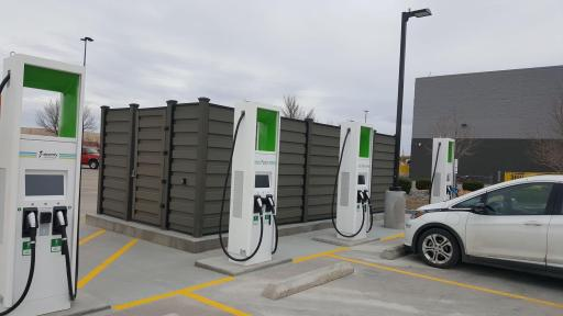 Grand Junction Fast charger