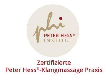 Eva Nerger-Bargellini, zertifizierte Peter Hess®-Klangmassagepraxis