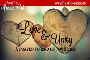 Love binds us together in unity.
