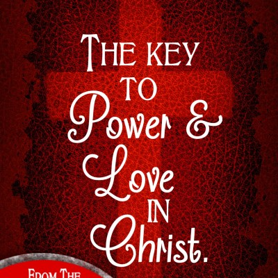 Daily Prayer – We have the Spirit of Power, Love and Self-Discipline