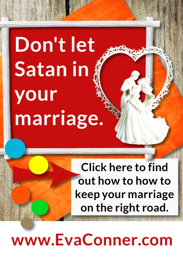 Don't let Satan in your marriage