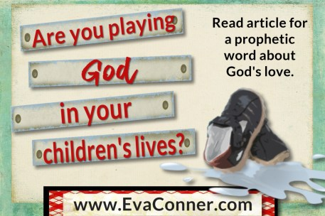 Love for our children - God's way