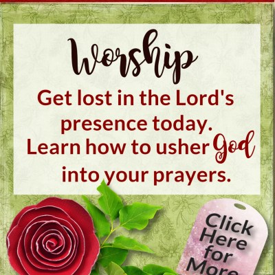 31 Days of Joy – Day 3 Lost in Worship
