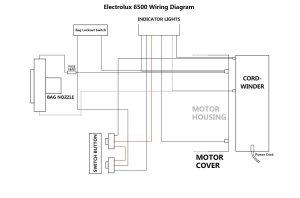 Electrolux Epic 6500 Wiring Diagram | eVacuumStore