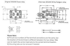 Beam Central vacuum Model 294 Relay | eVacuuumStore