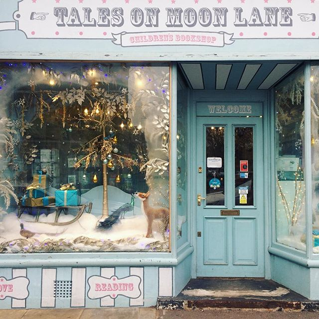Having a day in London and admiring this beautiful children's book shop and the window display @talesonmoonlane - as I'll have my London book launch there and will get to paint the window. Also just met with @debsbrown1 as we are planning our Cambridge joined book launch in @childrenheffers. At least Sadness can't complain about not getting enough attention! Just 1,5 more months and it's out, 3d of January with @andersenpress. #WhenSadnessComesToCall #evaeland #independentbookshops