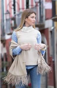 Sciarpe in lana pregiata; EVAeM