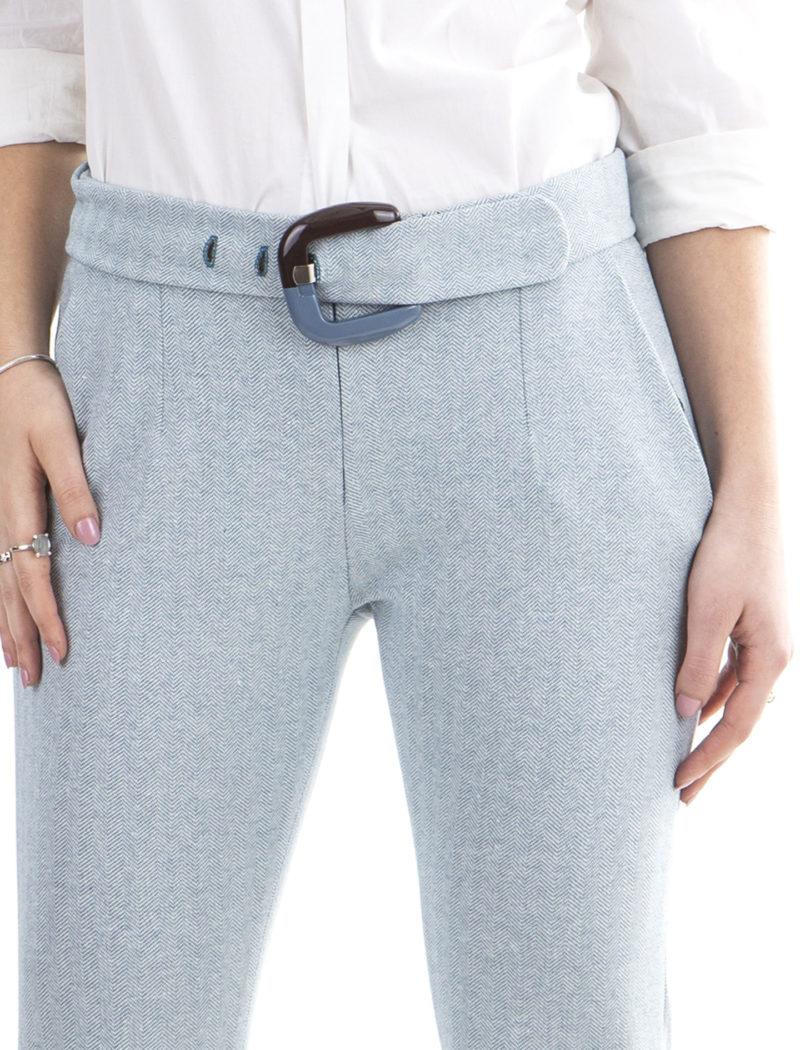 Pantalone-donna-fasciato-con-citrua-in-vita