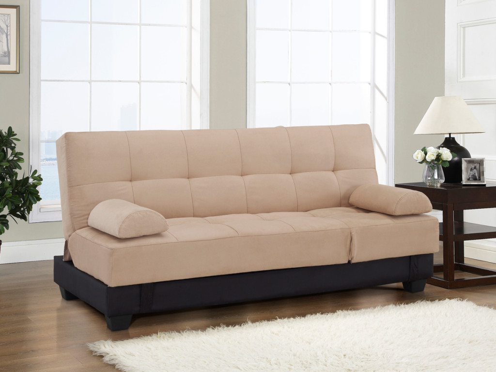 Lifestyle Solutions Aspen Convertible Sofa Bed Functionalities Net ~ Sleeper Sofa Jacksonville Fl