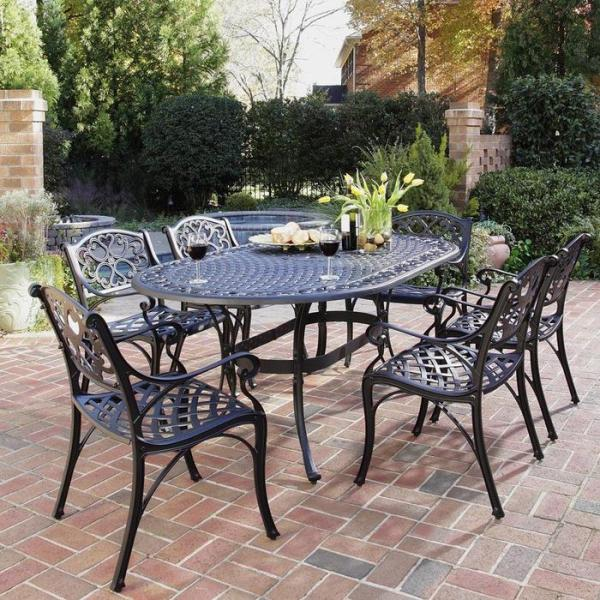 wrought iron patio furniture Wrought Iron Patio Furniture Iron Patio Table | EVA Furniture