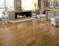how to clean laminate flooring on plywood