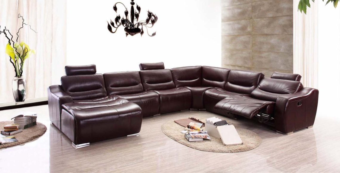 Leather Sectional Sofa Leather Sectional Couch