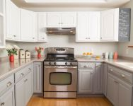 Small White Kitchen Cabinet Painting Ideas