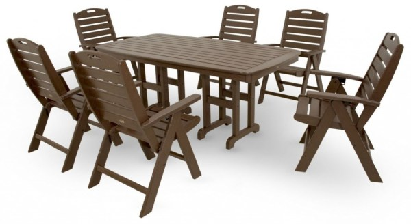 plastic outdoor patio furniture What Are the Best Patio Furniture Materials For You? | EVA