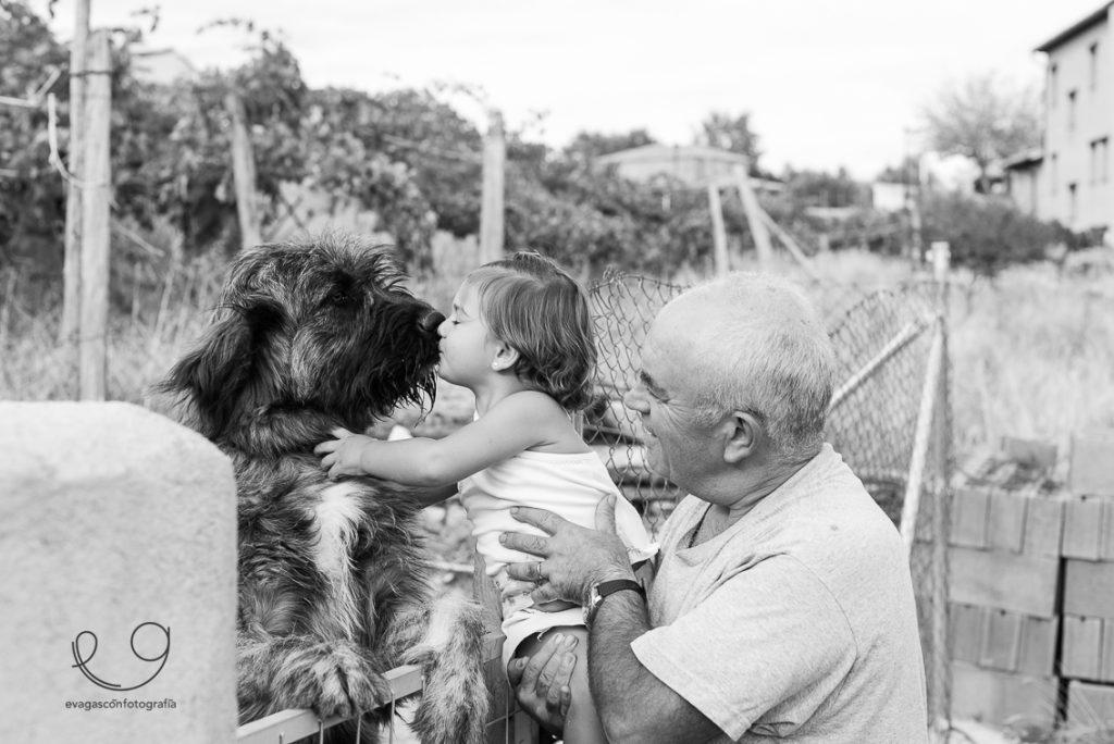 Amor a primera vista, Abuelos