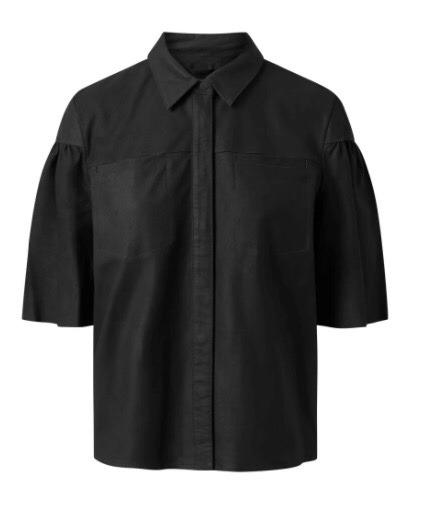 short sleeve depeche tariff black