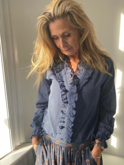 petra blouse eva go diva