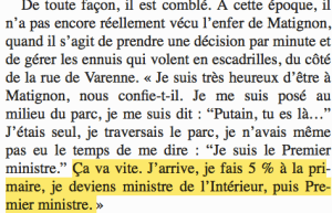 "Hollande Valls ""la créature"" Davet Lhomme 2016"