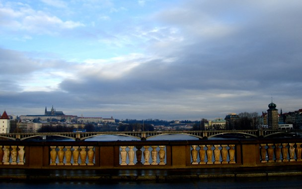 The view from the Bridge by the National Theatre