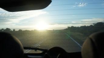 Sun great ocean road, OZ