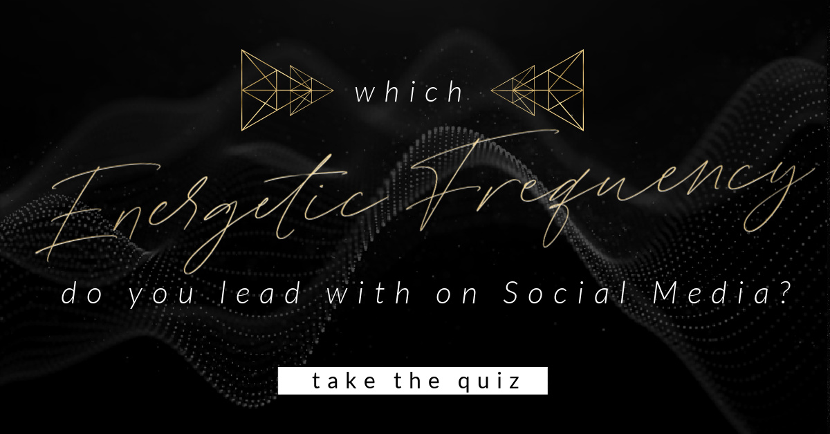Energetic Frequency Quiz FB Post