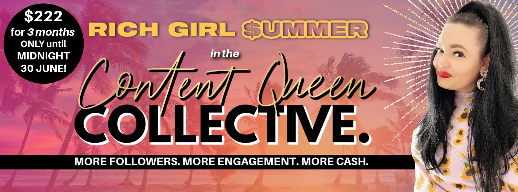 _RICH GIRL SUMMER CQC 222 Website