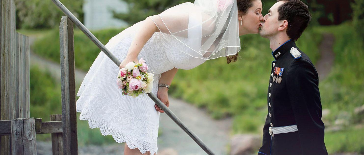 7b14faa8 Redesign av brudekjole – Eva Kittelsen