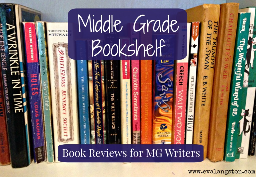 Middle Grade Bookshelf: Book Reviews for MG Writers