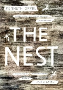 The Nest by Kenneth Oppel - A Middle Grade Bookshelf Review for Writers