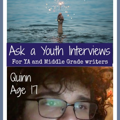 Ask a Youth Interview with Quinn, Age 17
