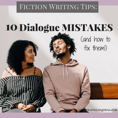 10 Dialogue Mistakes in Fiction and How to Fix Them