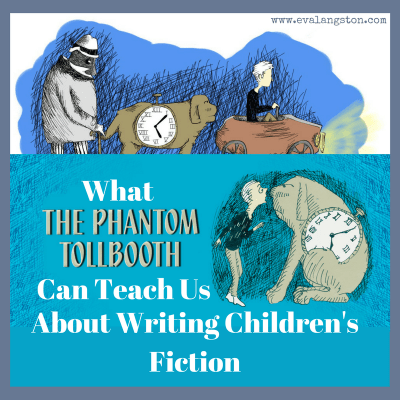 3 Lessons Writers Can Learn from the classic children's novel, The Phantom Tollbooth by Norton Juster