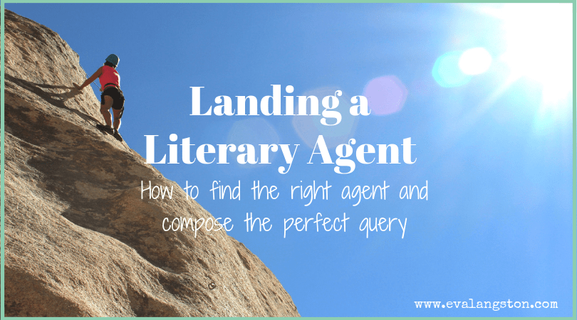 Enroll in the online course Landing a Literary Agent: How to Find the Right Agent and Compose the Perfect Query