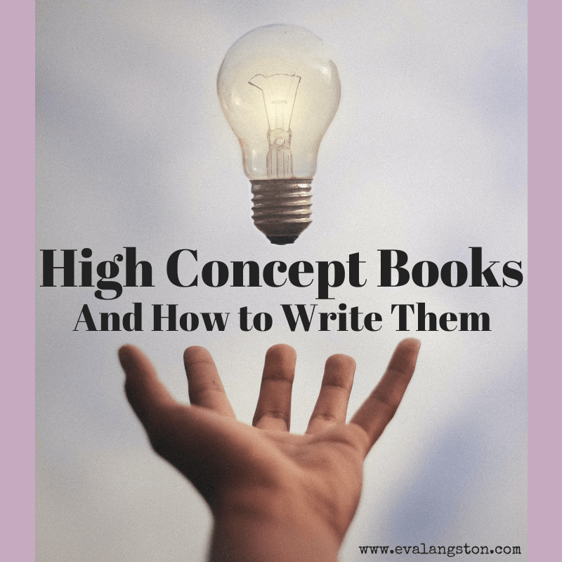 n in-depth explanation of high concept books, how to write them, and why agents/editors want them. Plus lots of real-life examples.