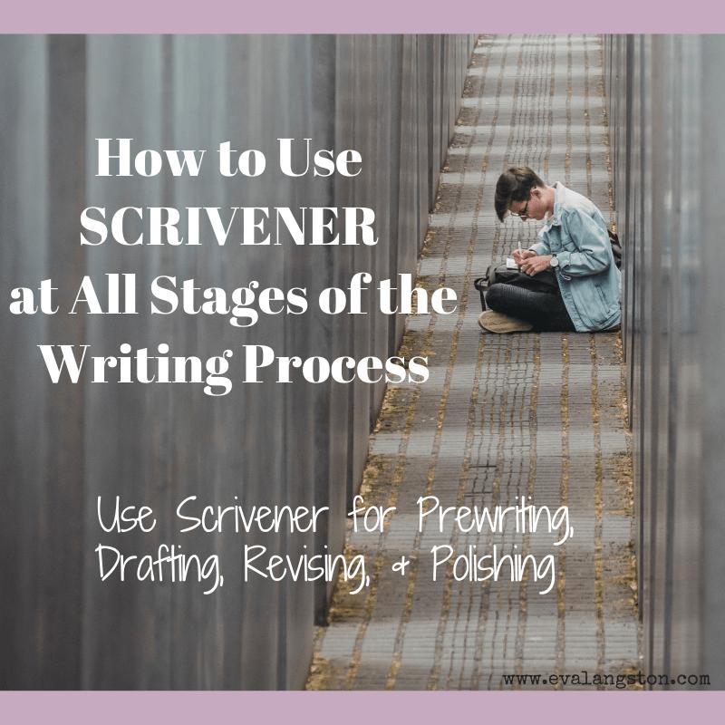 Scrivener Writing