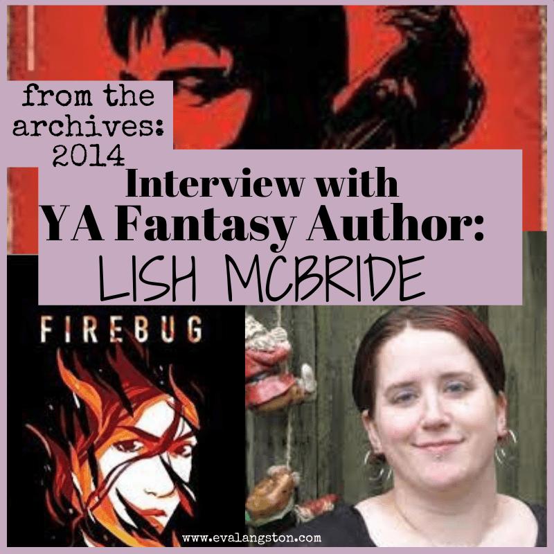 Lish McBride interview