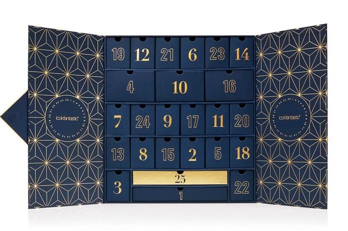 2019 Look Fantastic 聖誕倒數月曆預購開跑囉! 花3千台幣賺總價值台幣16,800元的保養品化妝品