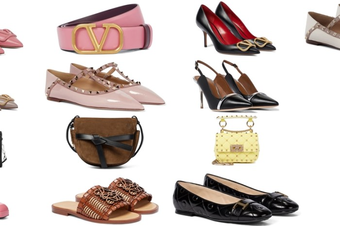 Mytheresa 折上9折,推薦LOEWE涼鞋/ see by chloe 涼鞋/ S max mara奶白色大衣/valentino