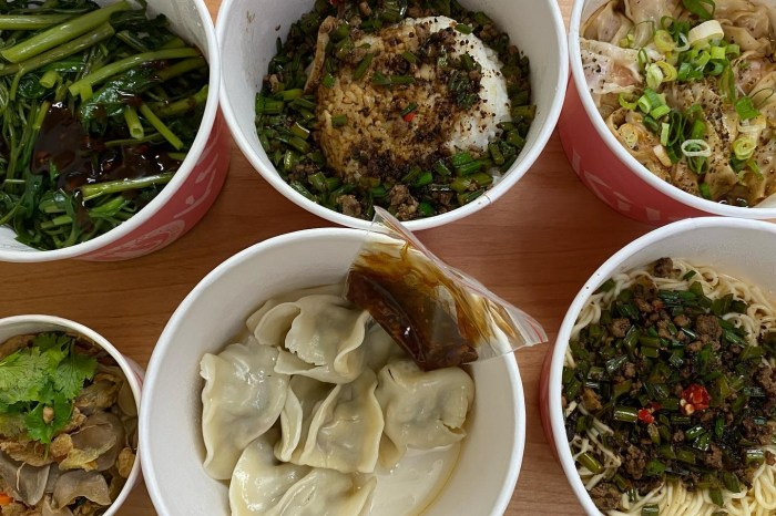 【信義安和美食】KiKi 麵noodle bar外送評價,必點蒼蠅頭拌麵