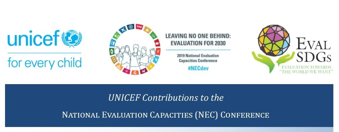 National Evaluation Capacities (NEC) Conference 2019