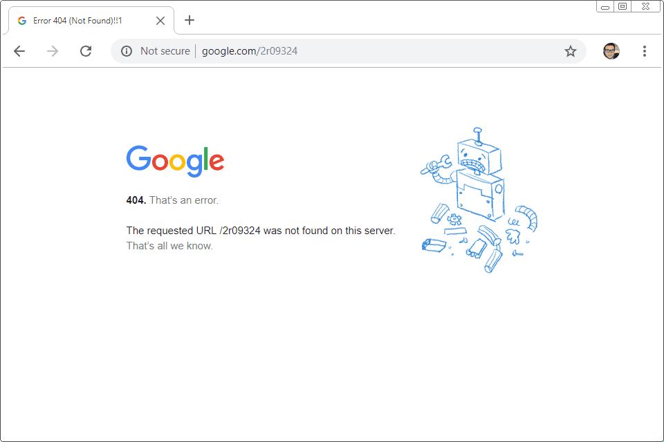 Todo sobre los errores http