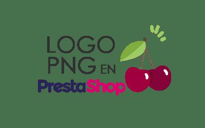 Logo PNG en Prestashop