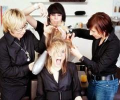 La peluquería como un arte. Liberada y decepcionada