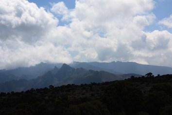 View of Mawenzi
