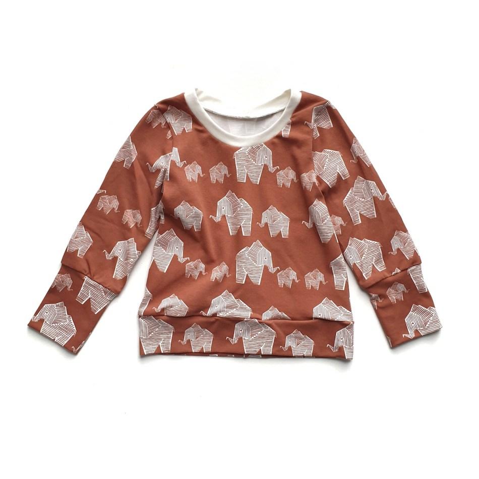 tshirt-evolutif-elephant-jersey-bio-gots-evamia