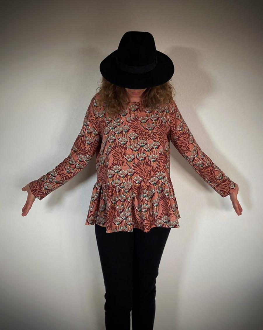blouse femme giroflées evamia 4