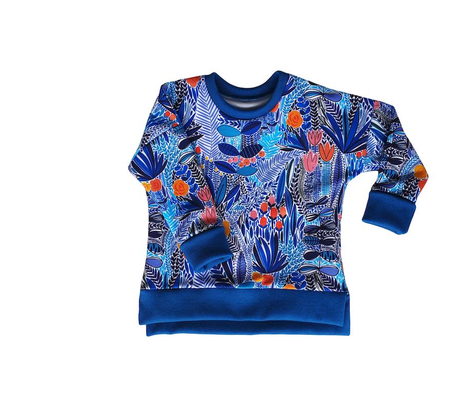 sweat-parfait-jungle-bleue-evamia