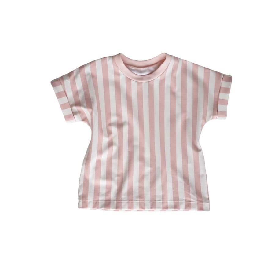 tshirt-rayures-rose-evamia